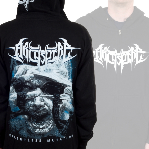 Archspire - Relentless Mutation (Black)