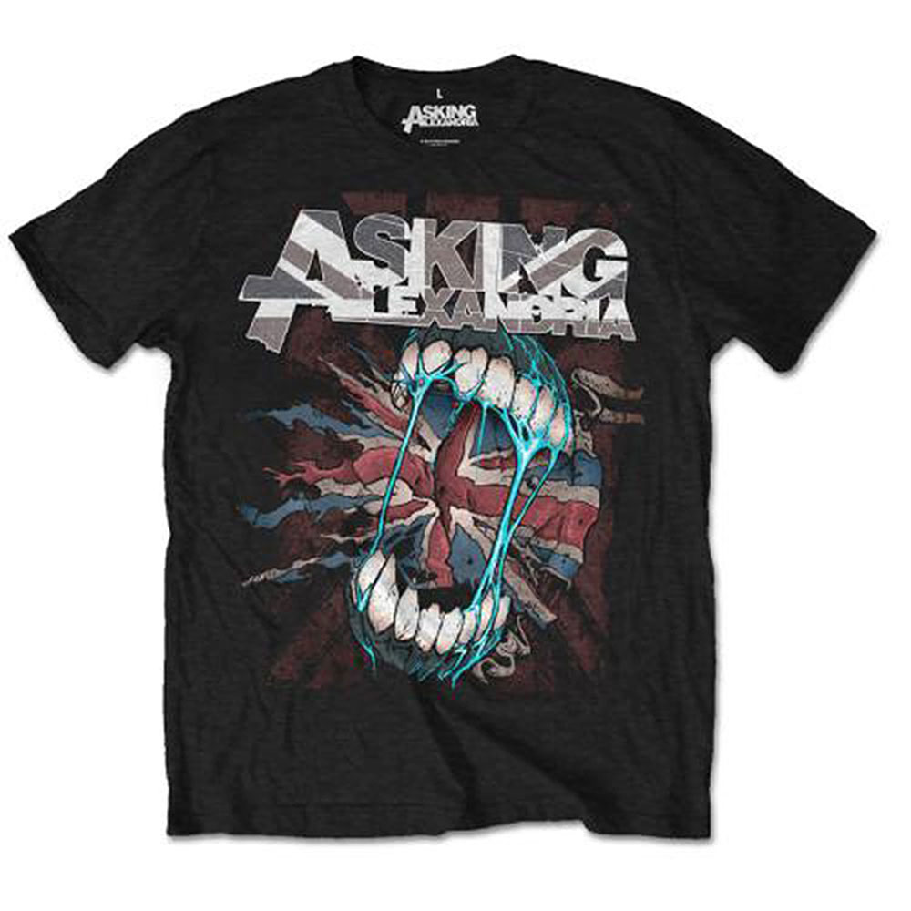 Asking Alexandria - Flag Eater Tee