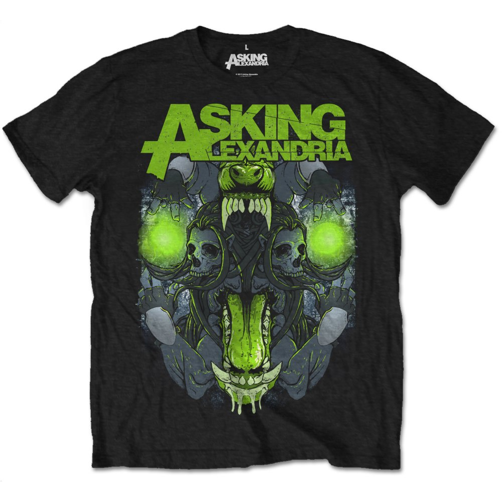 Asking Alexandria - TSth