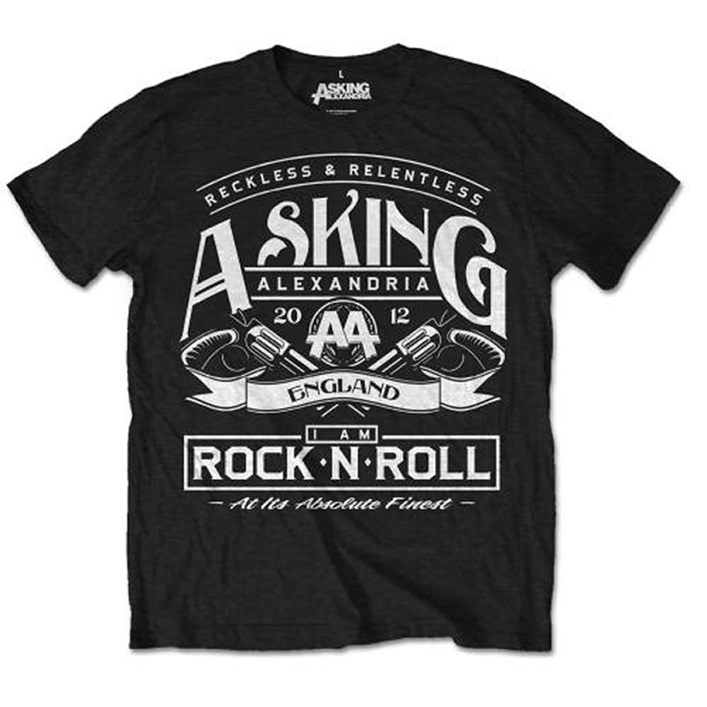 Asking Alexandria - Rock N' Roll