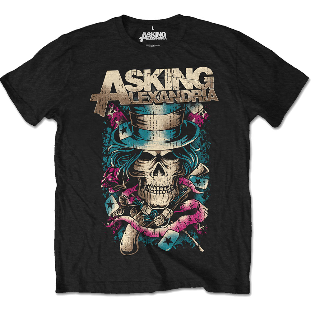 Asking Alexandria - Hat Skull