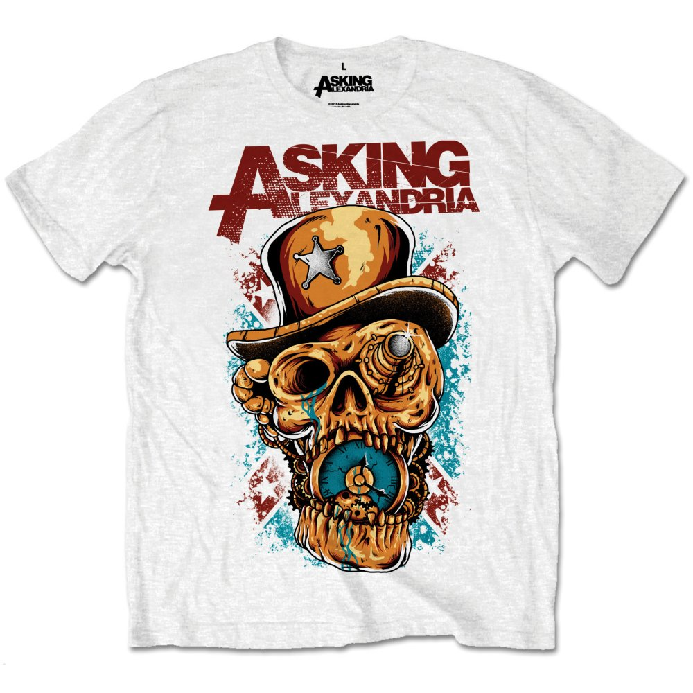 Asking Alexandria - Stop The Time