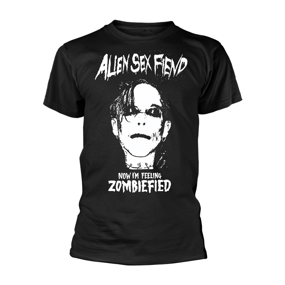 Alien Sex Fiend - Zombiefied