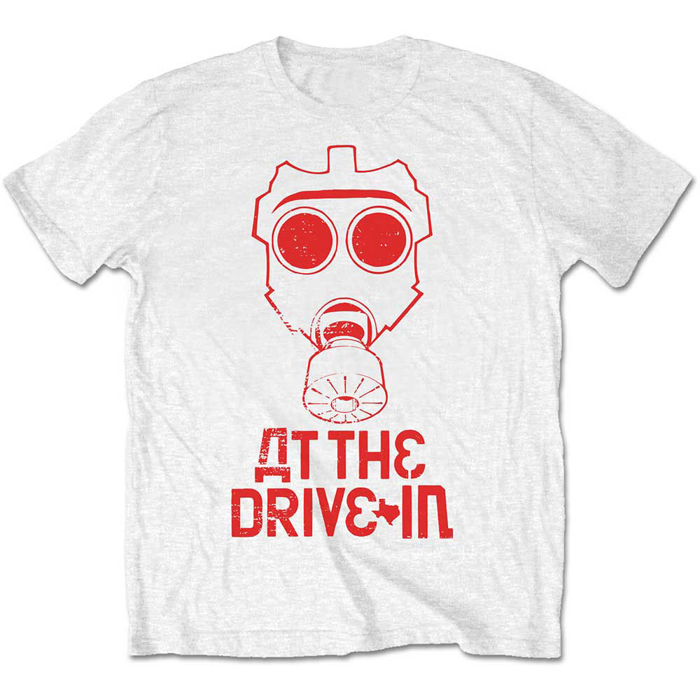 At The Drive In - Mask (White)