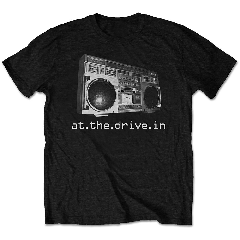 At The Drive In - Boom box