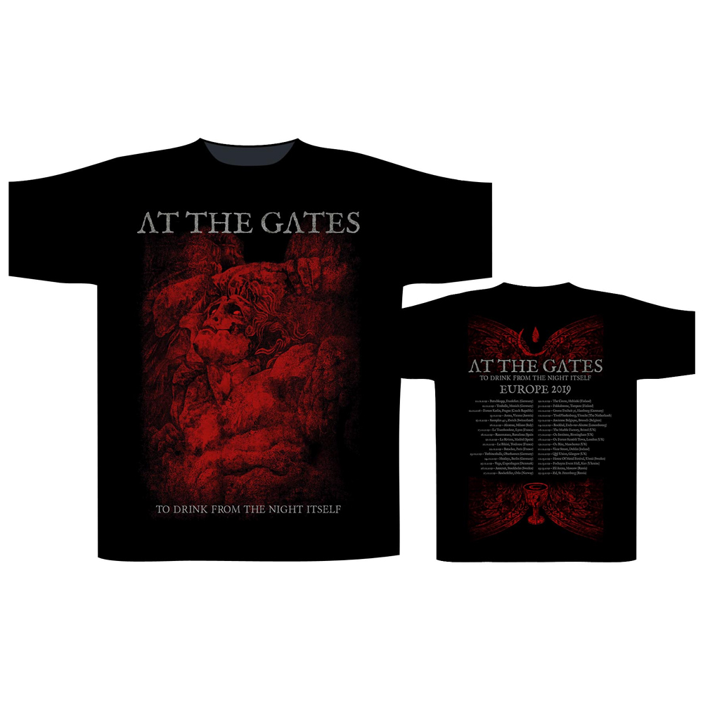 At The Gates - To Drink / Tour