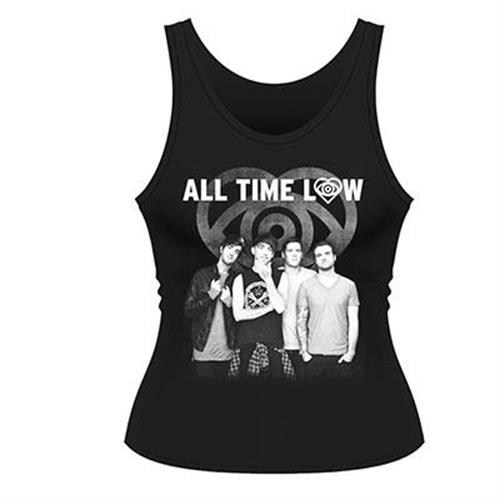 All Time Low - Colourless White (Black)