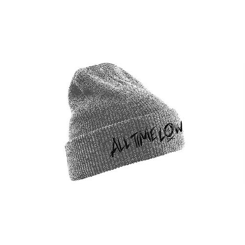 All Time Low - Scratch Logo (Grey)