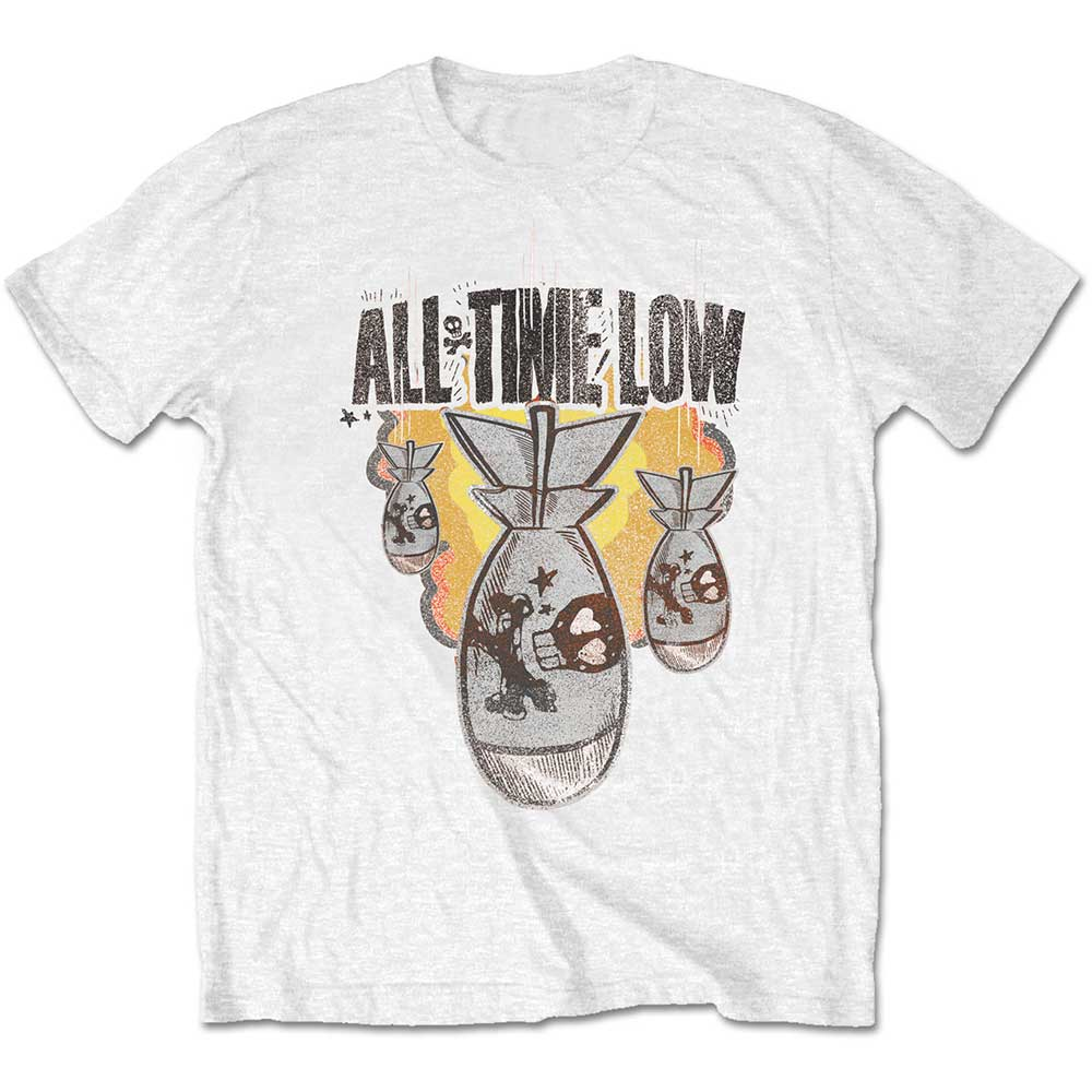 All Time Low - Da Bomb White