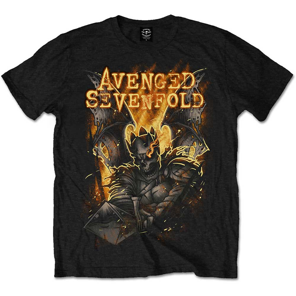 Avenged Sevenfold - Atone (Black)
