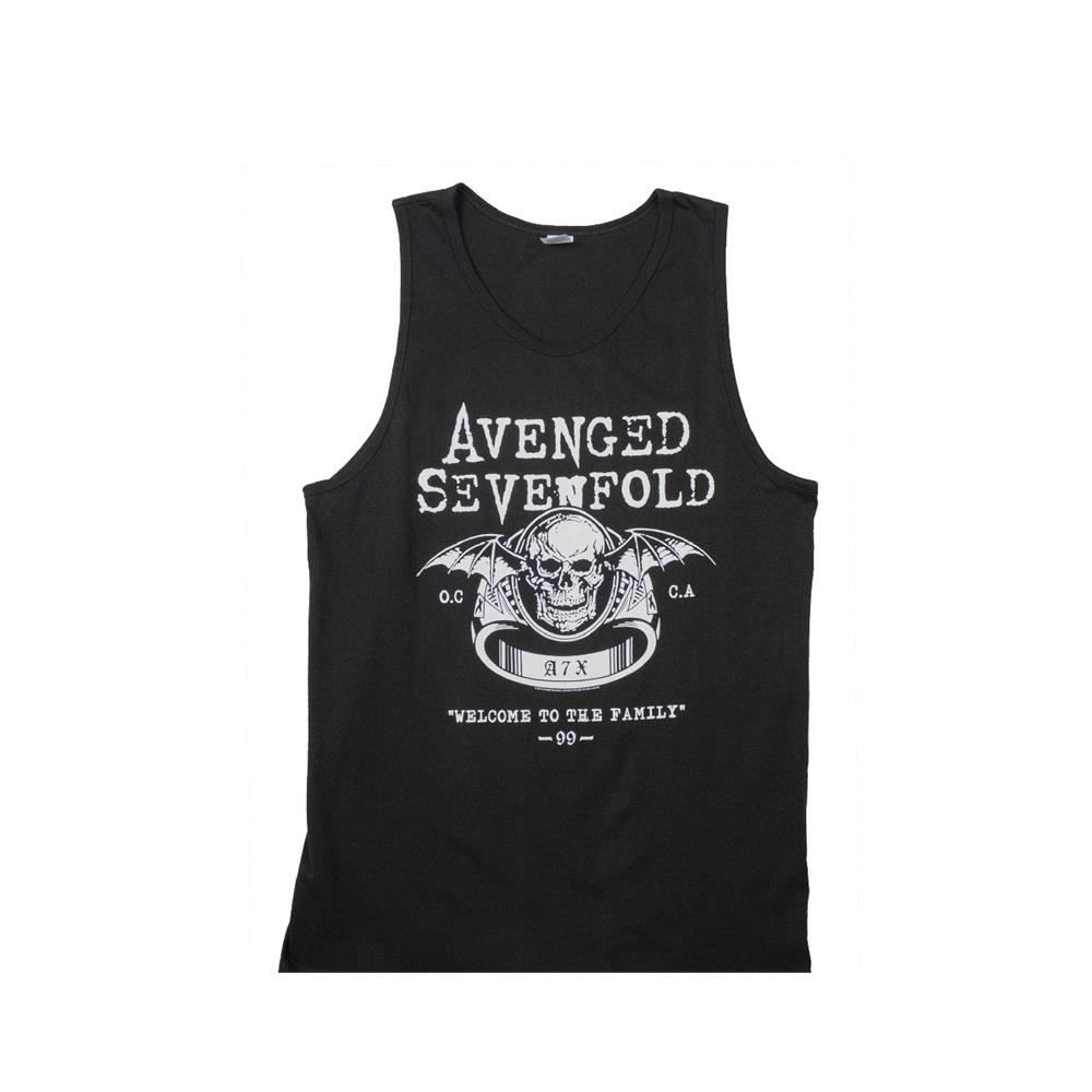 Avenged Sevenfold - Welcome (Black)