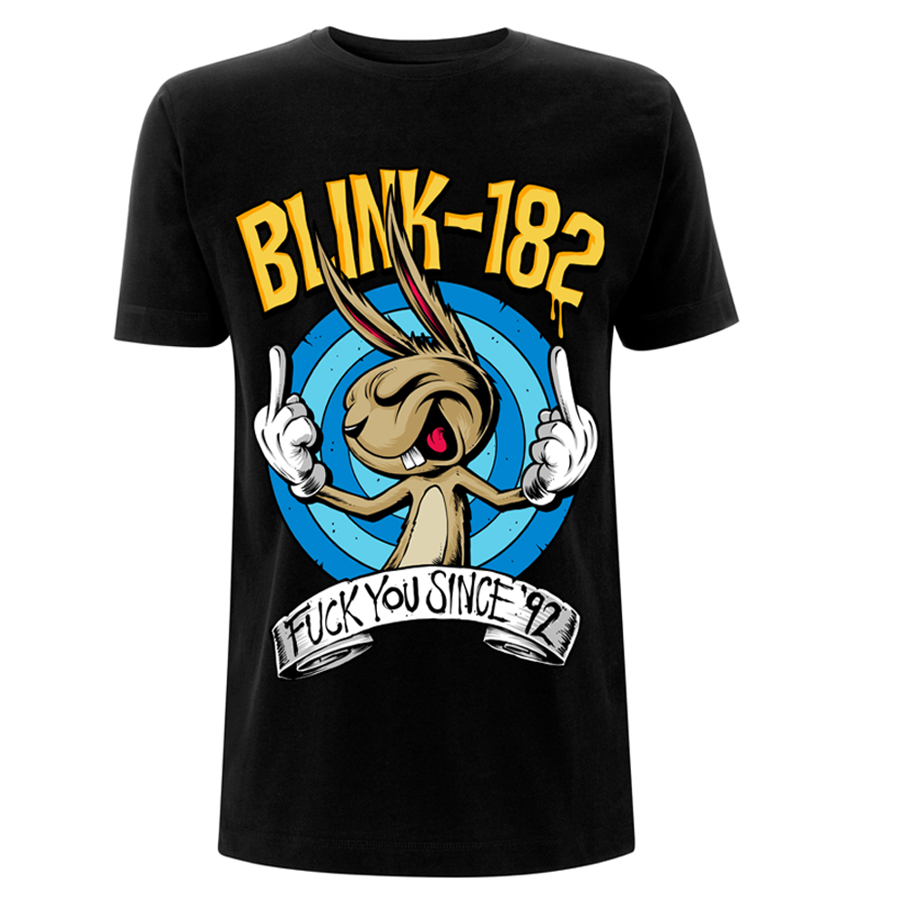 Blink 182 -  FU Since '92 (Black)
