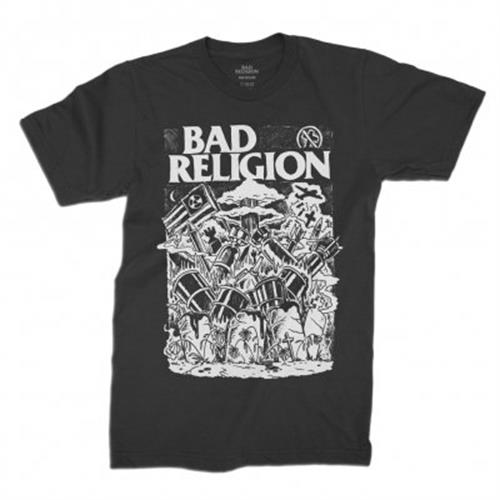 Bad Religion - Wasteland (Black)