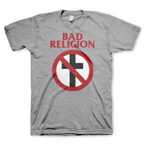 Bad Religion - Cross Buster (Grey)