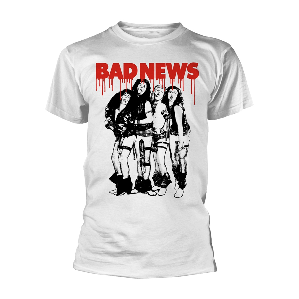 Bad News - Band (White)