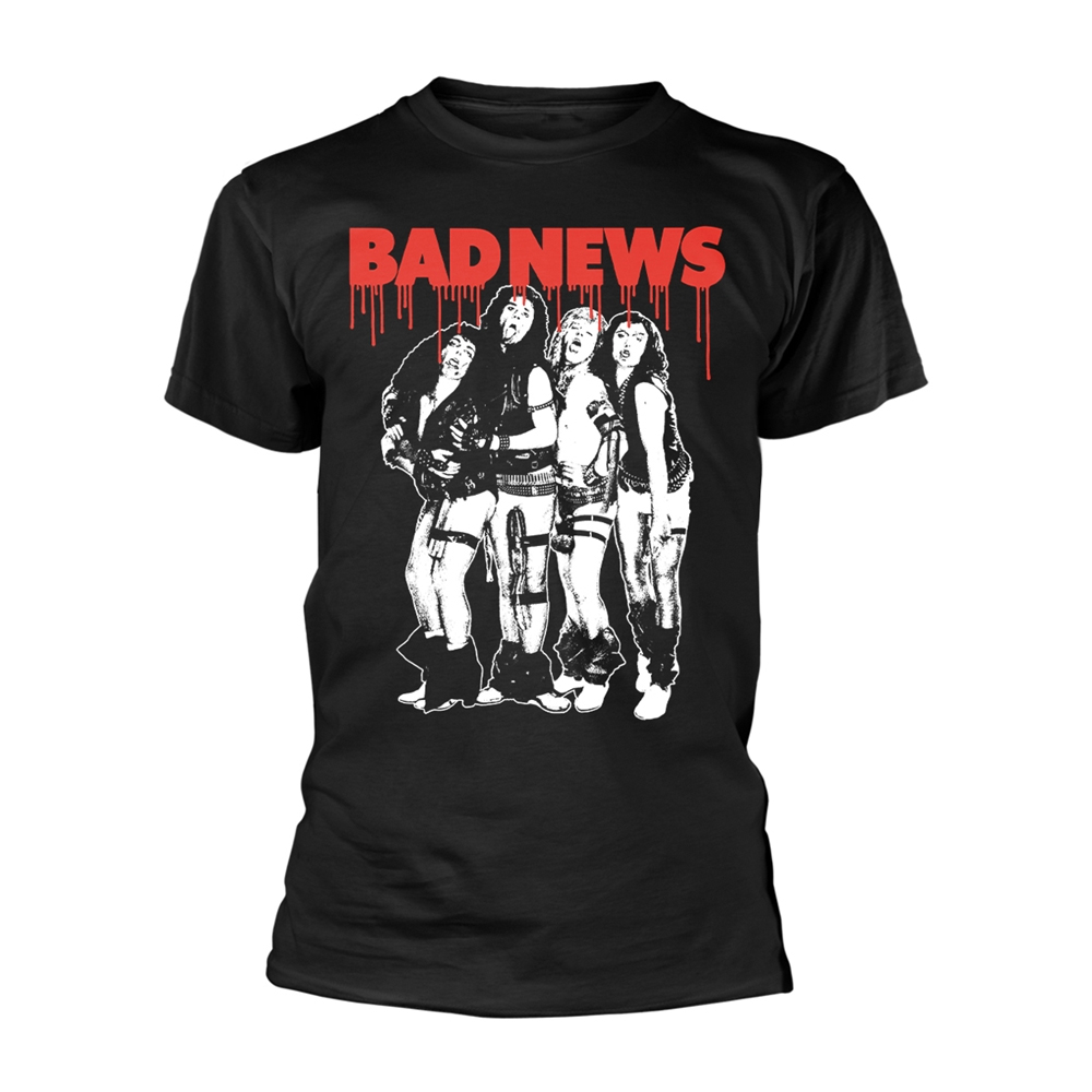 Bad News - Band (Black)