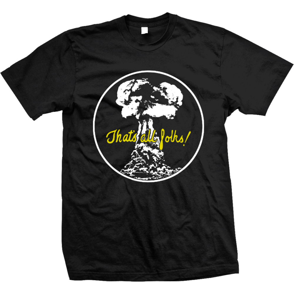 Baptists - That's All Folks (Black)