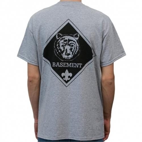 Basement - Bear (Grey)