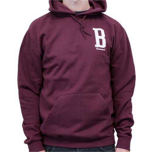 Basement - B (Burgundy)