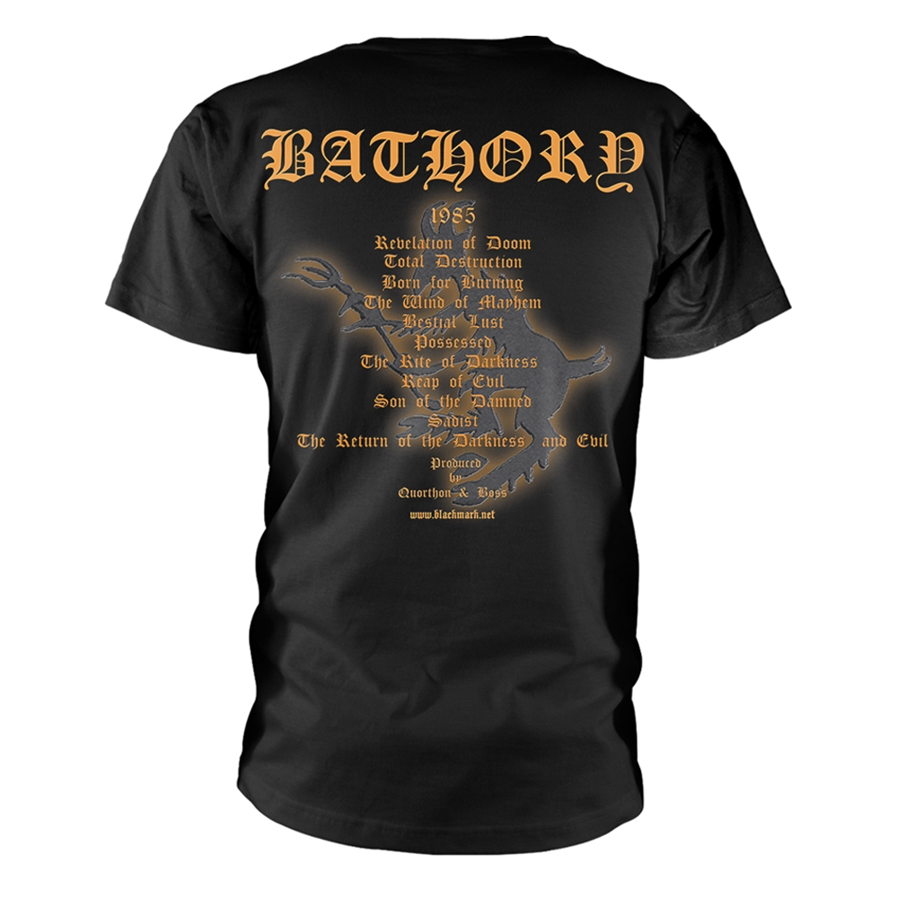 Bathory - The Return...2017