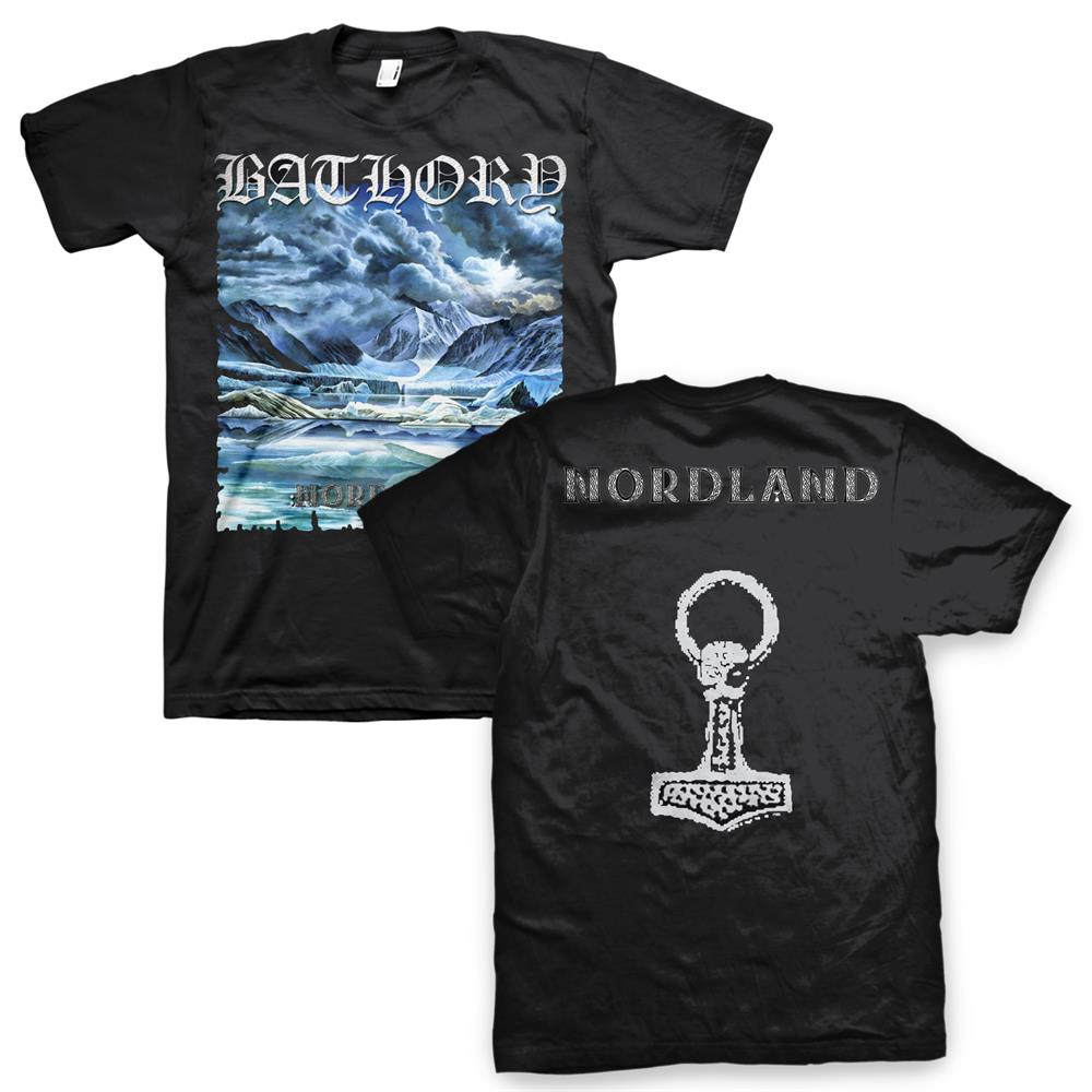 Bathory - Nordland (Black)