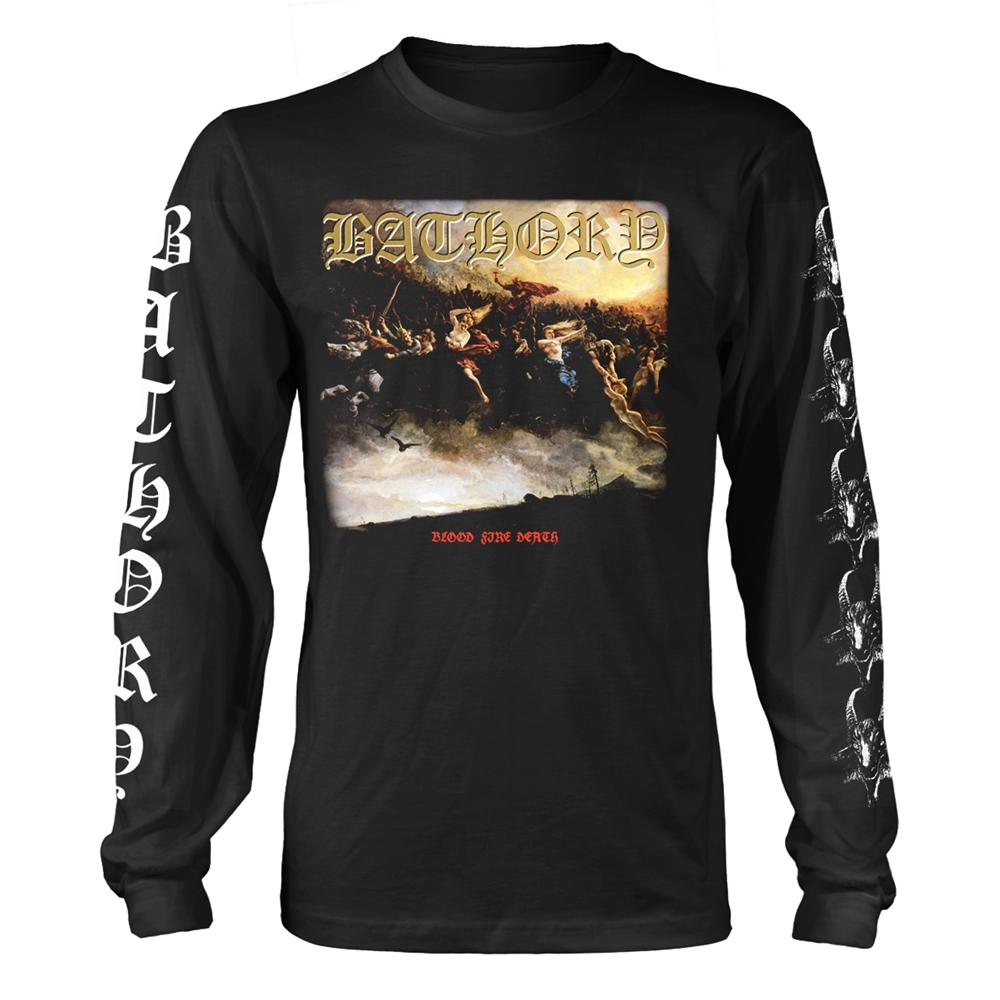 Bathory - Blood Fire Death 2 (Longsleeve)