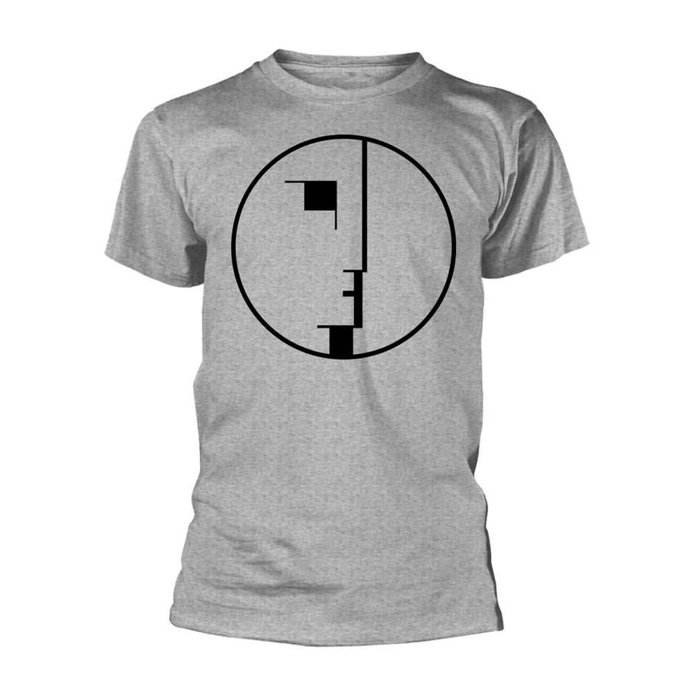 Bauhaus - Logo (Grey) da4d9bee51cee