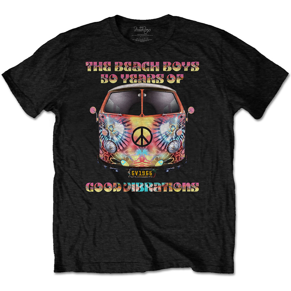 Beach Boys - Good Vibes Tour (Back Print)