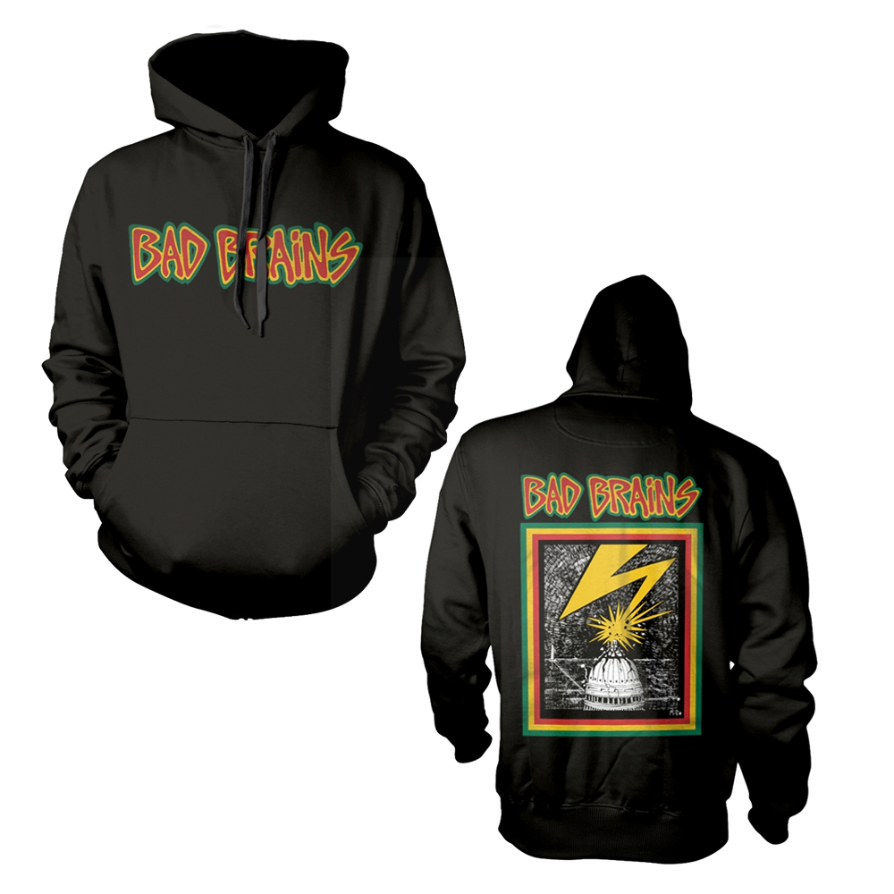 Bad Brains - Bad Brains (Hoodie)