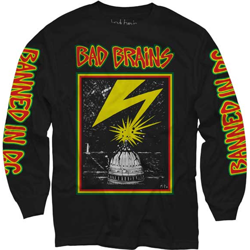 Bad Brains - Capitol (Longsleeve)