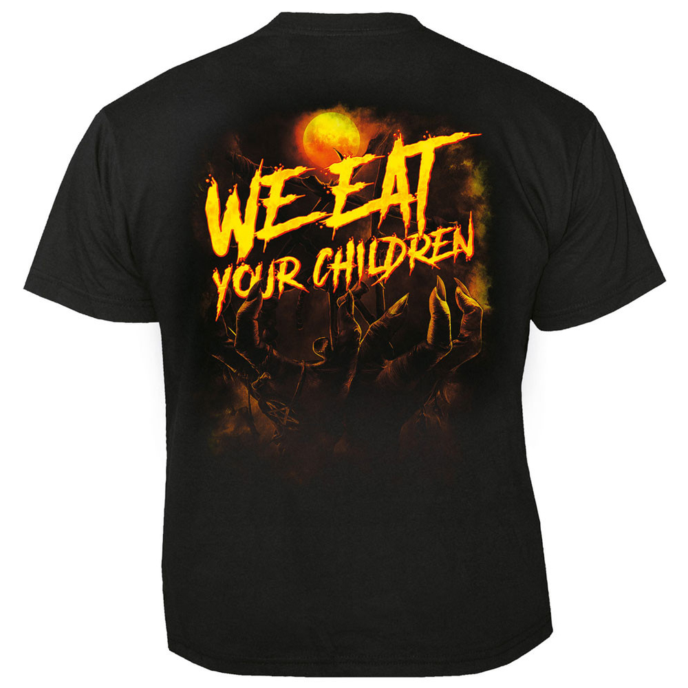 Burning Witches - We Eat Your Children