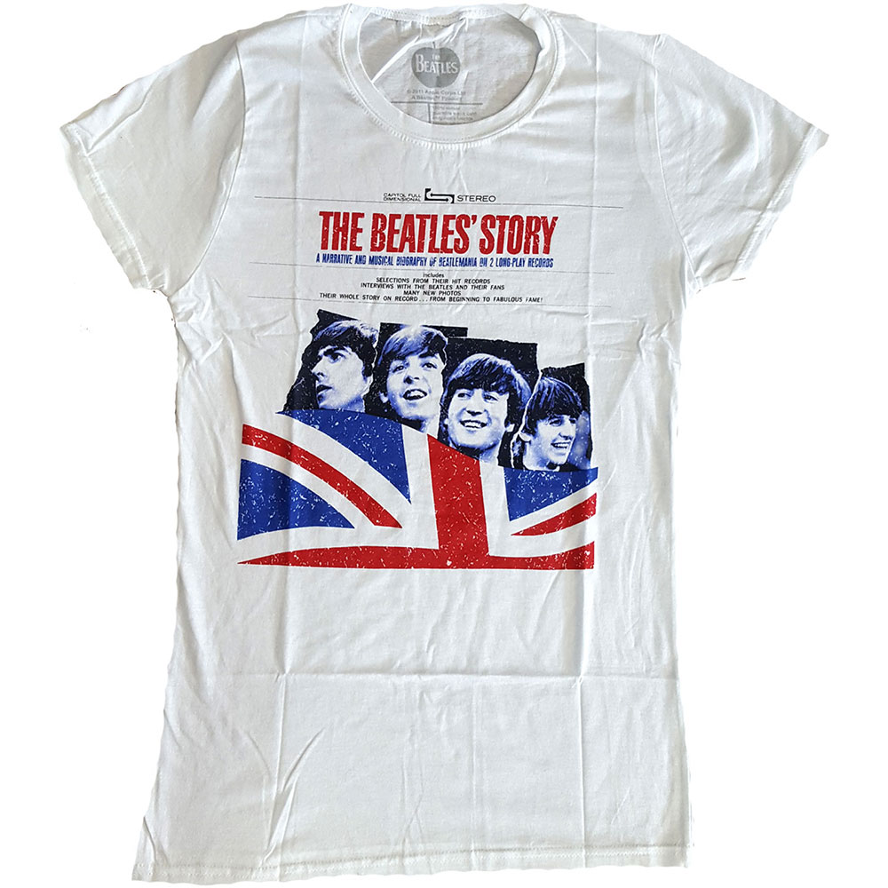 Beatles - The Beatles Story White