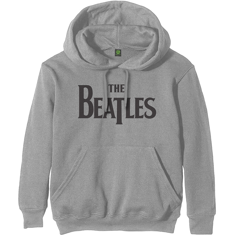 Beatles - Drop T Logo (Back Print)