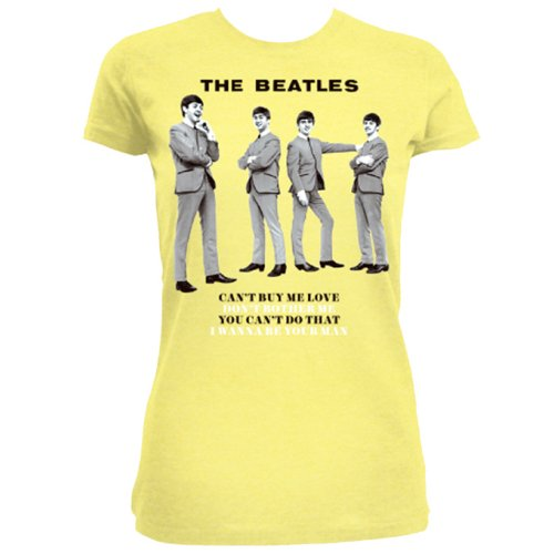 Beatles - You can't do that Yellow