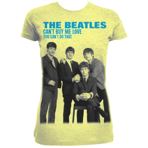 Beatles - You can't buy me love Yellow