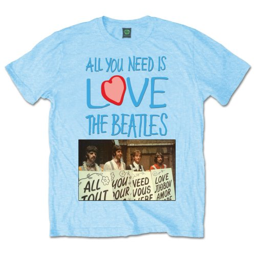 Beatles - All you need is love Play Cards