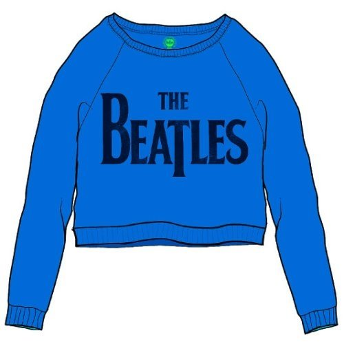 Beatles - Drop T Logo with Cropped Styling