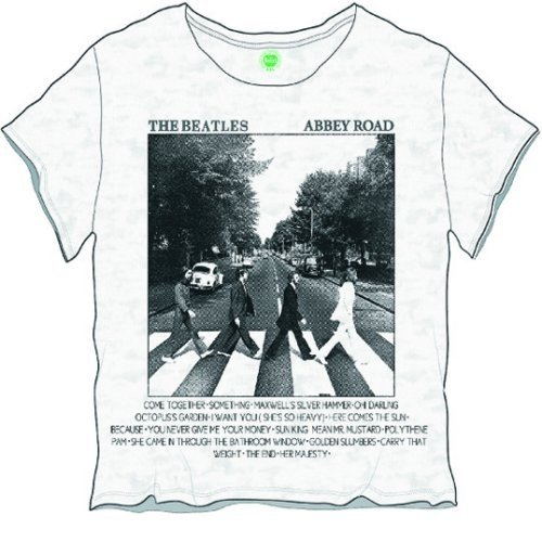 Beatles - Abbey Road Songs with Burn Out Finishing