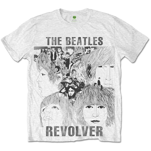 Beatles - Revolver (Sublimated)