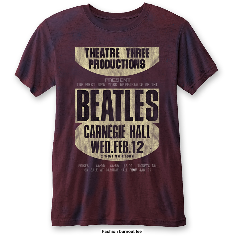 Beatles -  Carnegie Hall (Burn Out) 2 Tone