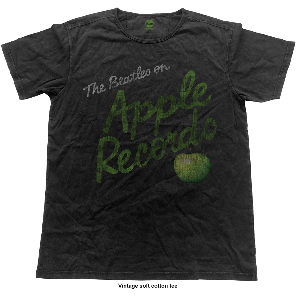 Beatles - Apple Records (Vintage Finish)