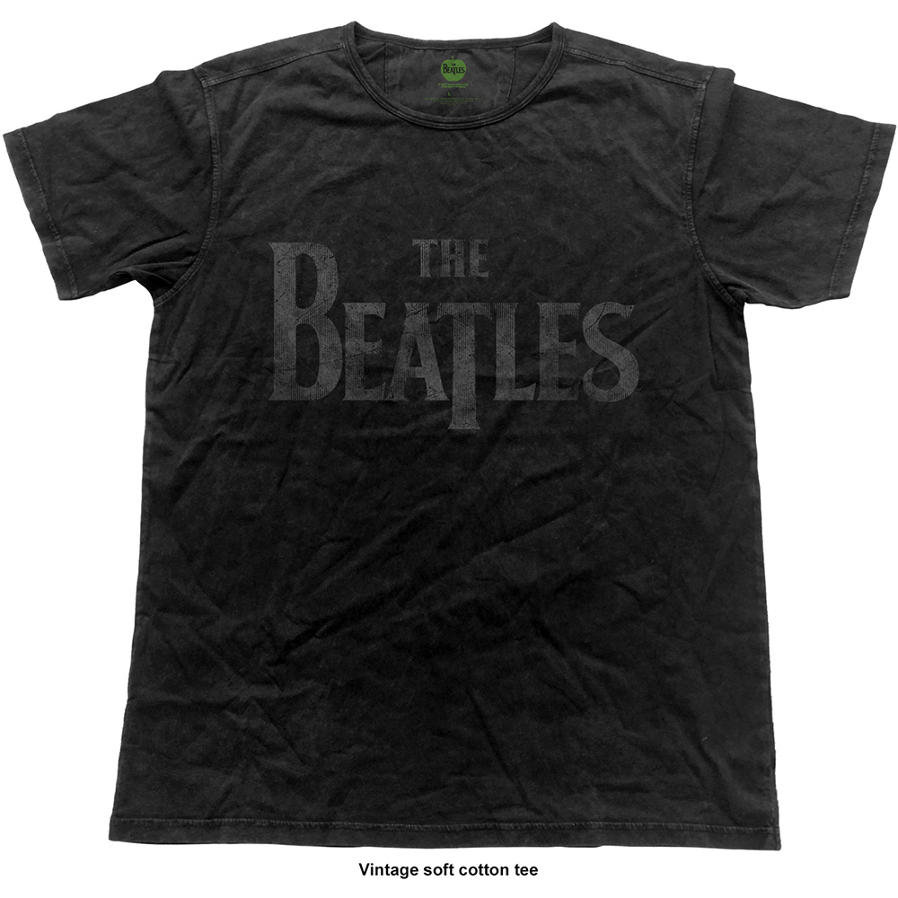 Beatles - Logo (Vintage Finish)