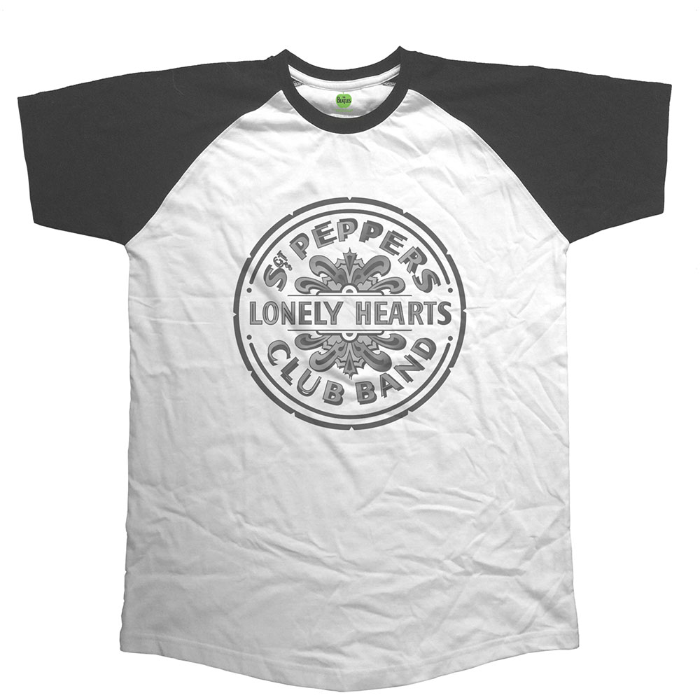 Beatles - Sgt Pepper Drum Raglan