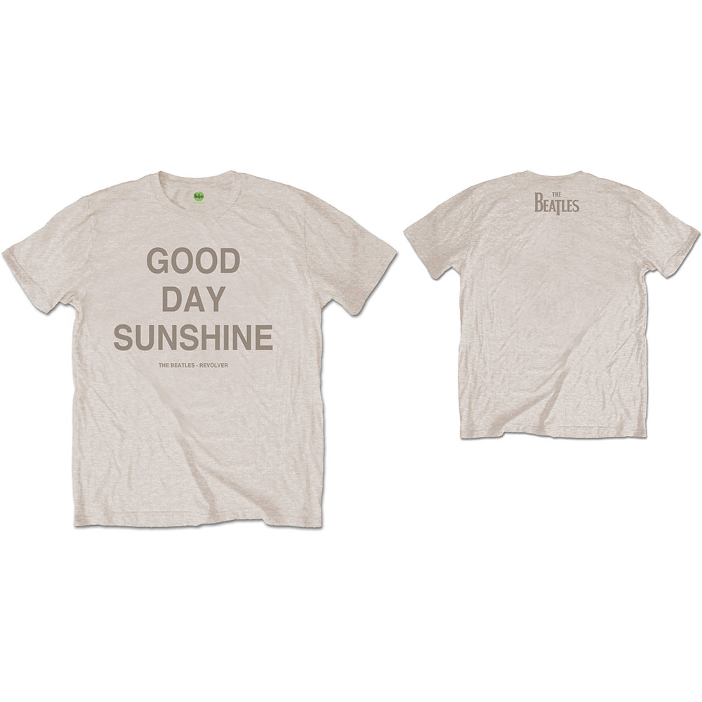 Beatles - Good Day Sunshine (Back Print)