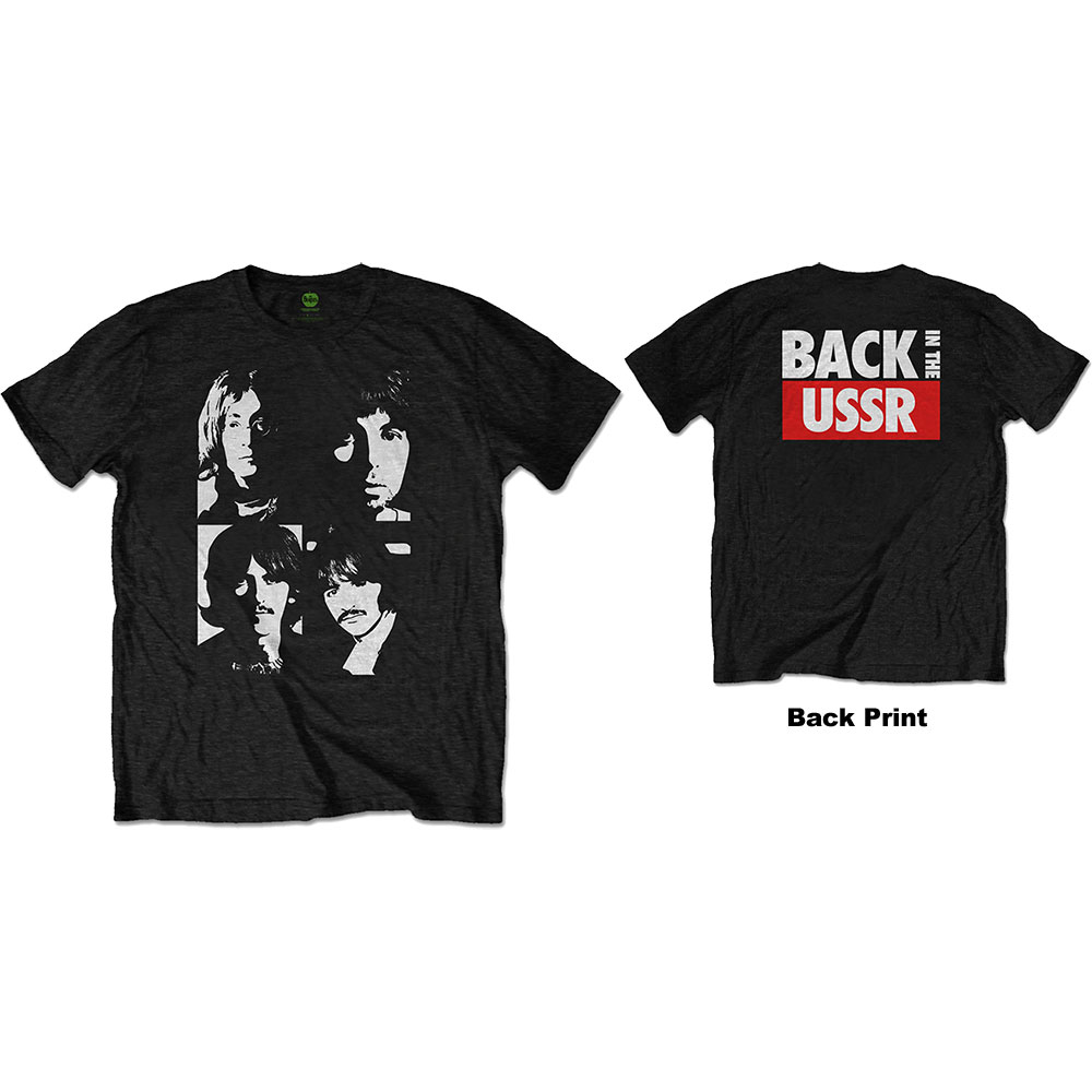 Beatles - Back in the USSR (Back Print)