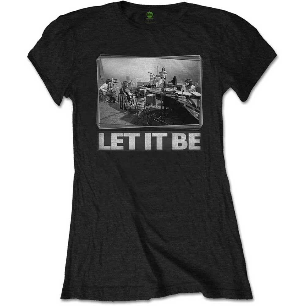 Beatles - Let It Be Studio
