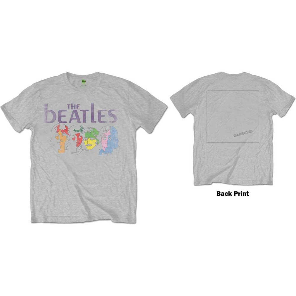 Beatles - White Album Back (Back Print)