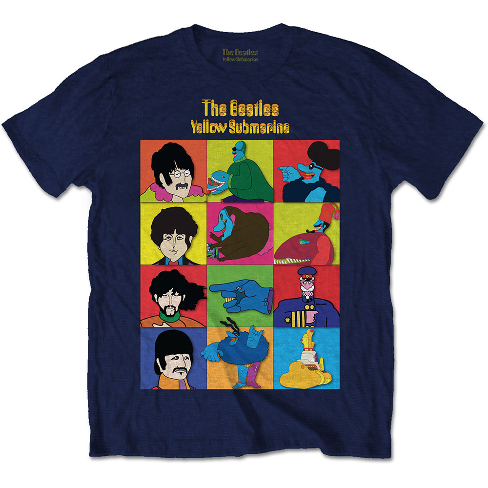 Beatles - Yellow Submarine Characters