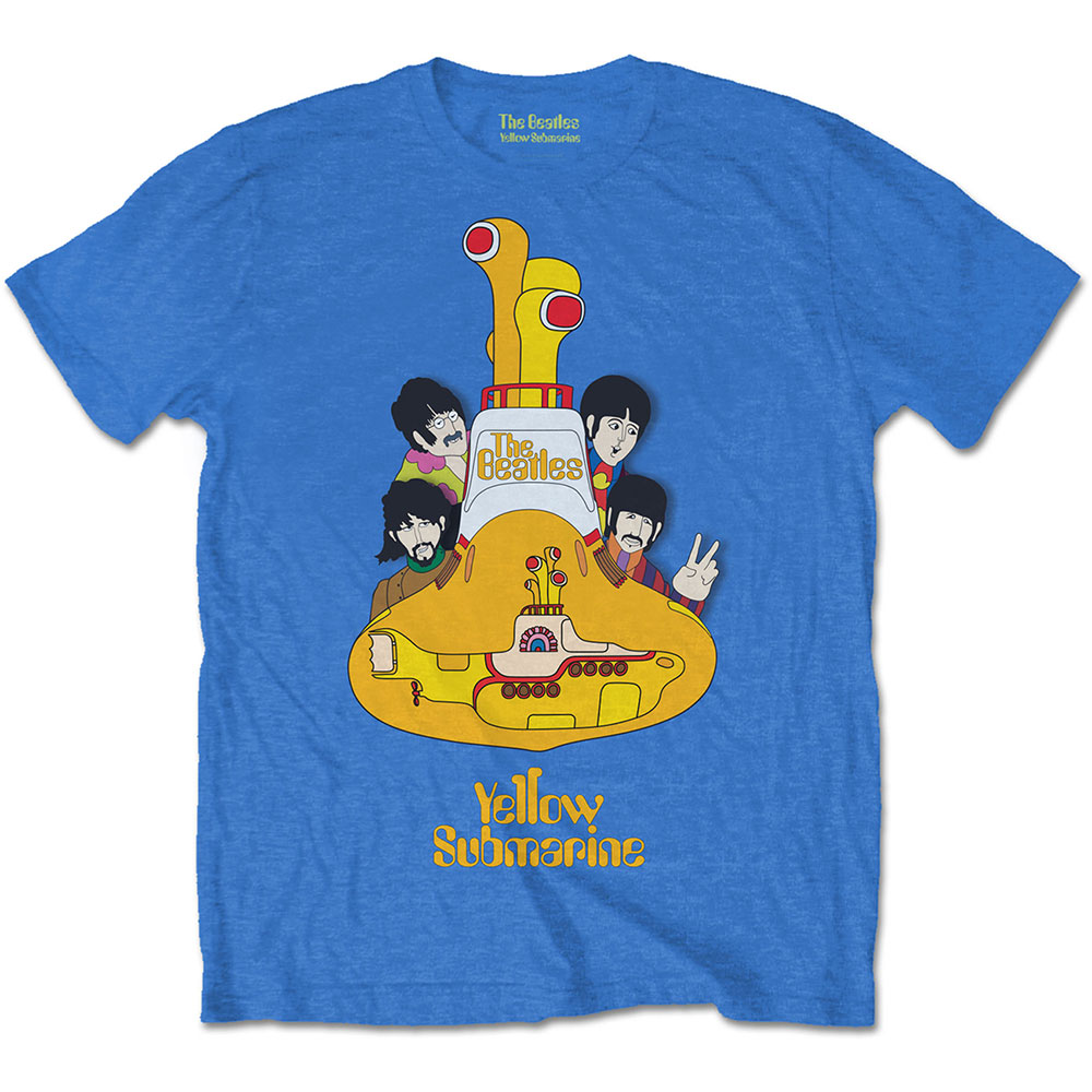 Beatles - Yellow Submarine Sub Sub