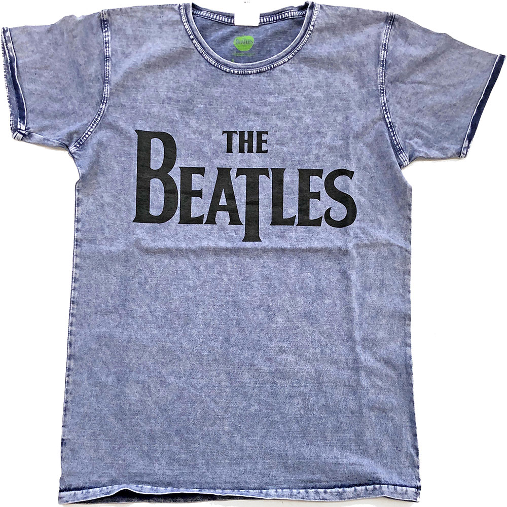 Beatles - Drop T Logo (Burn Out)